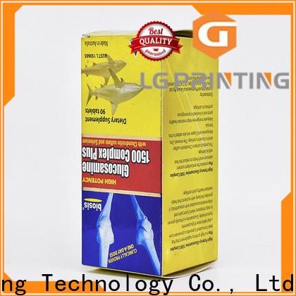 LG Printing Top custom takeaway boxes wholesale for retail package