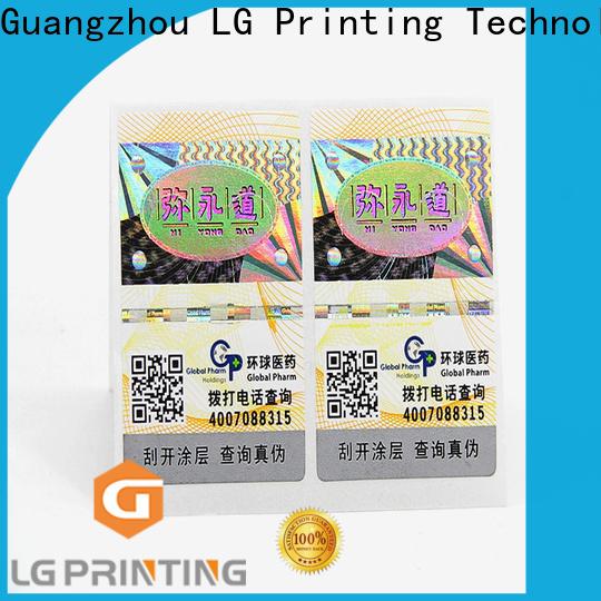 Custom label adhesive paper manufacturers