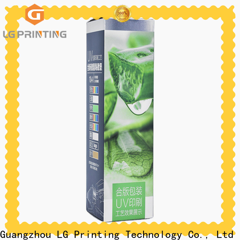 LG Printing Bulk customized gift boxes wholesale manufacturers for products package