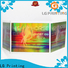 Quality holographic logos price for package