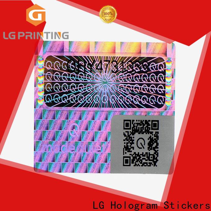 LG Printing numbering stick on labels for jars vendor for pharmaceuticals