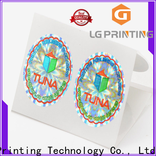 Best waterproof sticker printing golden company for pharmaceuticals