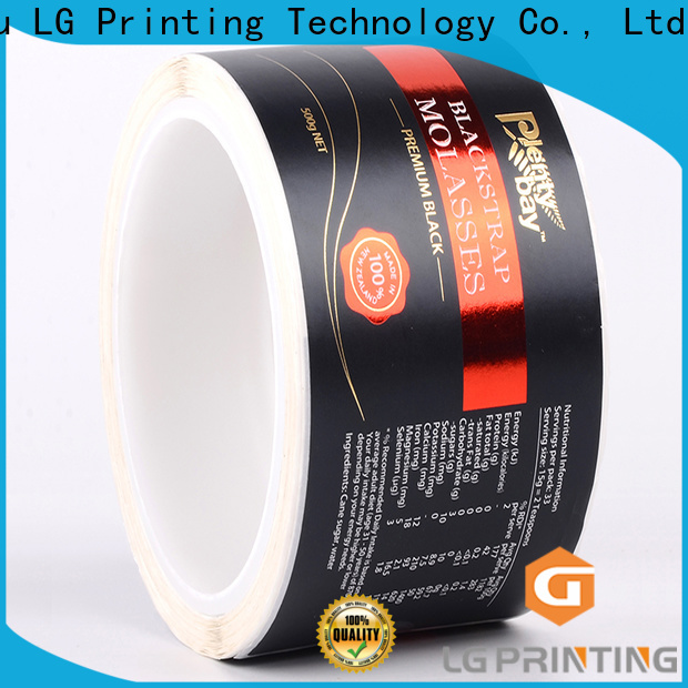 Bulk buy contract packaging red vendor for jars