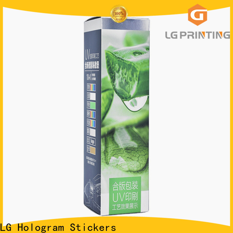 Professional box printing services wholesale for all kinds of goods