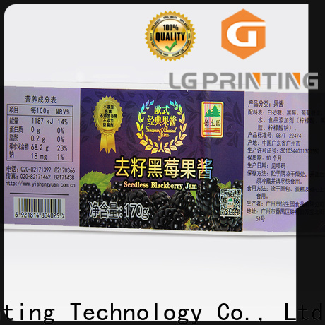 Buy clear holographic sticker paper wholesale for package