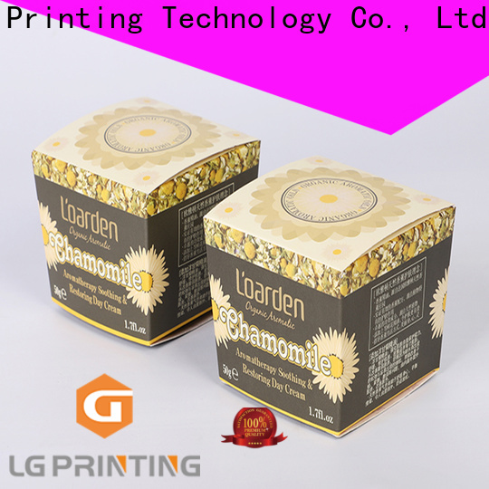 LG Printing custom boxes with logo wholesale vendor for all kinds of goods