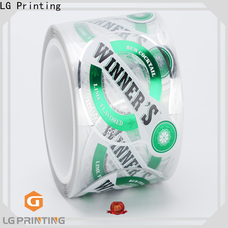 LG Printing custom printed shipping boxes factory for jars