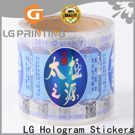 Buy best water bottle labels bopp manufacturers for cans
