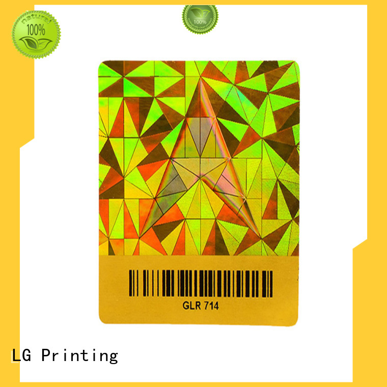 various waterproof sticker label off supplier for table