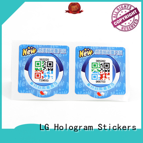 Wholesale tamper stickers company for products