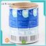 waterproof wholesale packaging supplies bopp manufacturer for jars