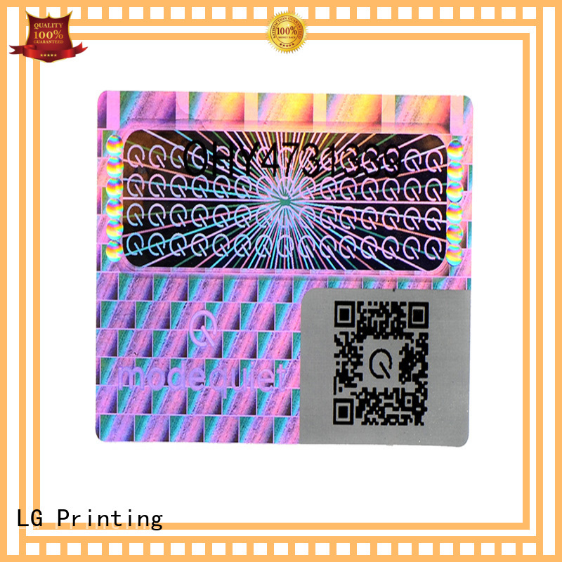 LG Printing colorful cling decals for cars supplier for refrigerator
