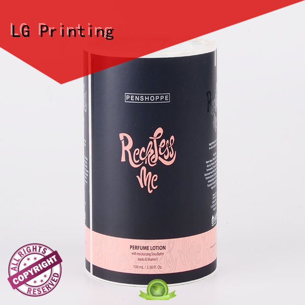 LG Printing gold packaging law manufacturer for cans