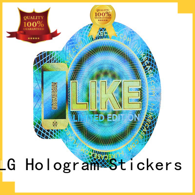 various hologram stickers selfadhesive label for refrigerator
