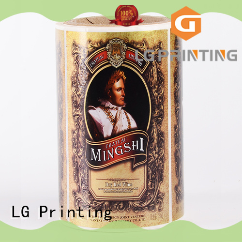 transparent shipping label printer silver supplier for jars