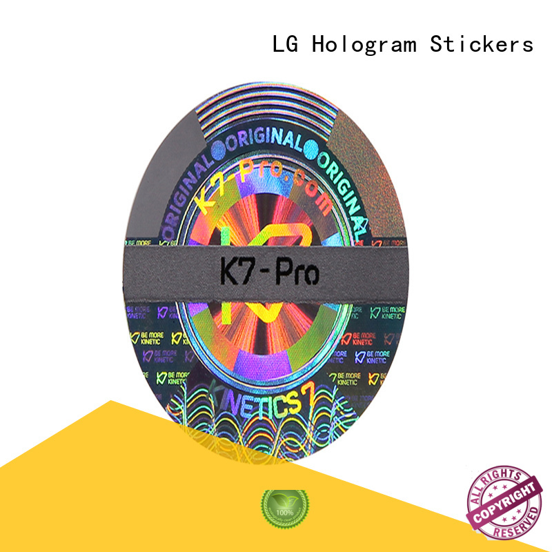LG Printing various assembled in usa stickers series for box