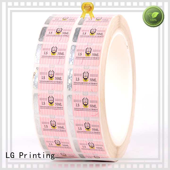 LG Printing paper hologram manufacturers in india manufacturer for box
