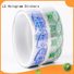 foil stickers adhesive labels LG Printing Brand