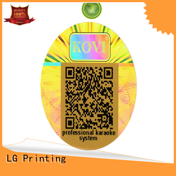 various order barcode labels gold label for door