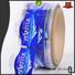 foil glossy jar self adhesive label LG Printing manufacture