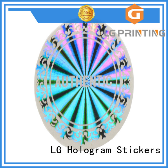 LG Printing scratched void sticker label for refrigerator