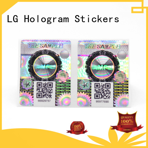 New industrial labels factory for bag