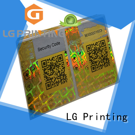LG Printing scratched labels hours logo for refrigerator