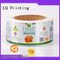 hologram packaging materials pvc series for jars