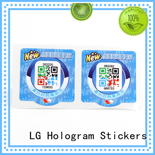LG Printing Wholesale custom roller bottle labels for business for bag