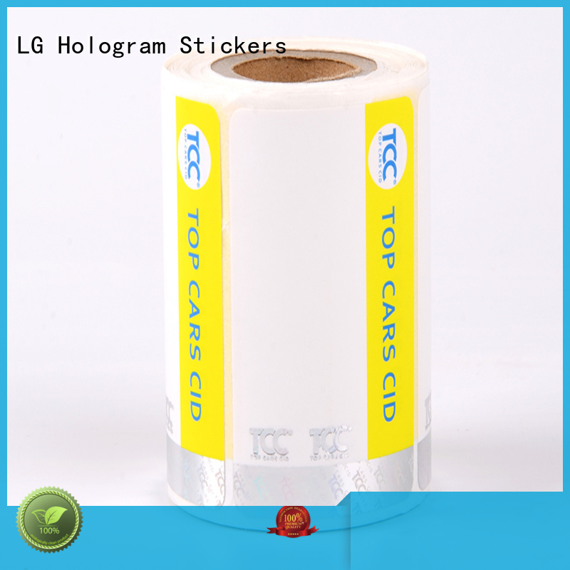 LG Printing printing hologram manufacturers in india supplier for products