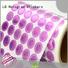 void printing 3d hologram sticker LG Printing manufacture
