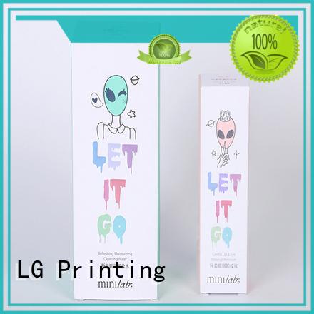 LG Printing custom tags and labels